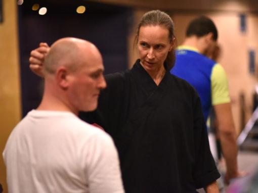 Jana Teaching