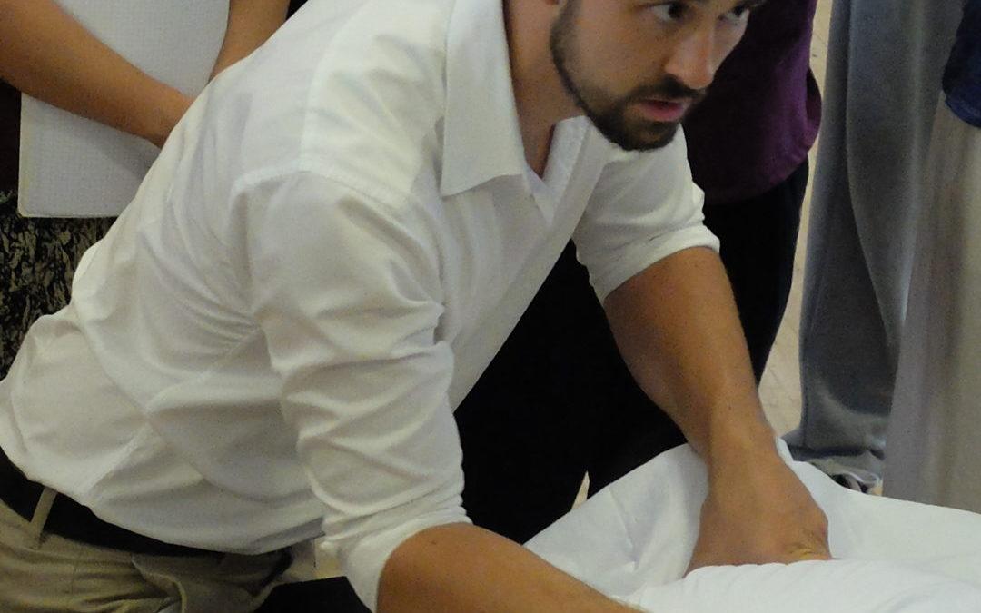 Tui Na Teaching with Rob