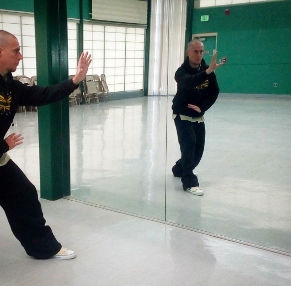 San Ti Practice