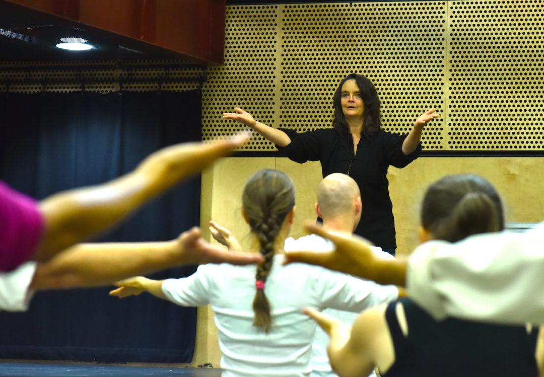 Sophie Johnson Teaching