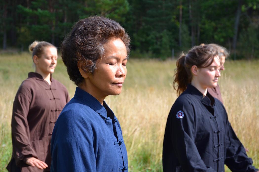 Female Nei Gong Practice