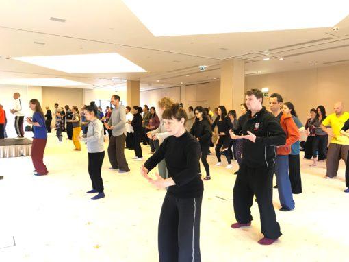 Qi Gong Practice