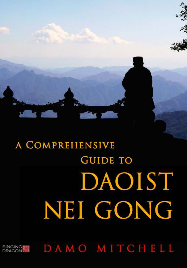 Book Cover: A Comprehensive Guide to Daoist Nei Gong