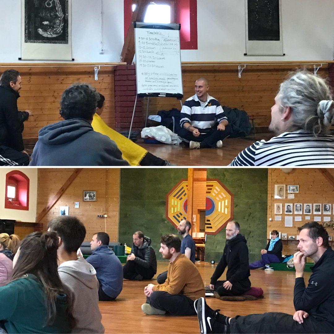 Teaching Daoist Nei Gong