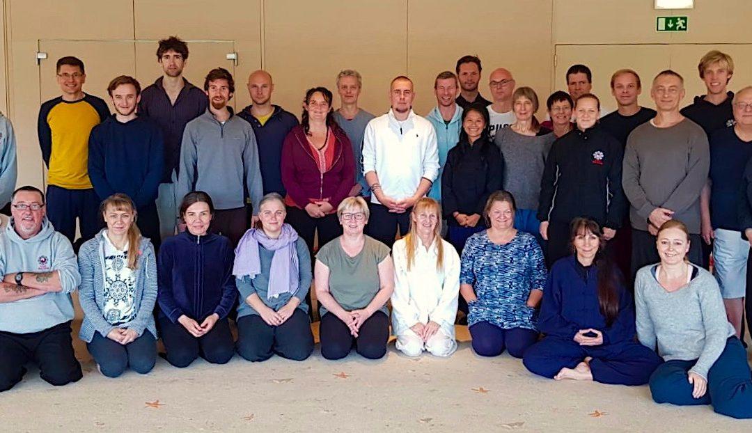 Level Two Nei Gong Group in Algarve